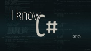 C# is coming... et d'autres newz